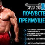 КСБ 55 для набора массы