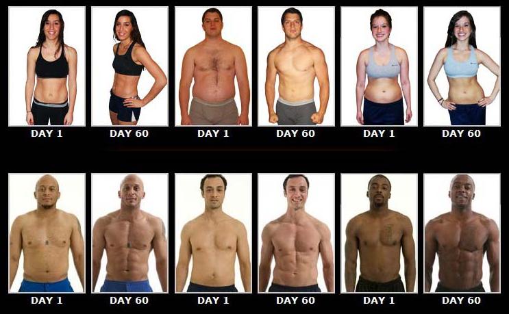 Реальные результаты за 60 дней