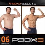 P90X3 программа Тони Хортона — 30 минут в день