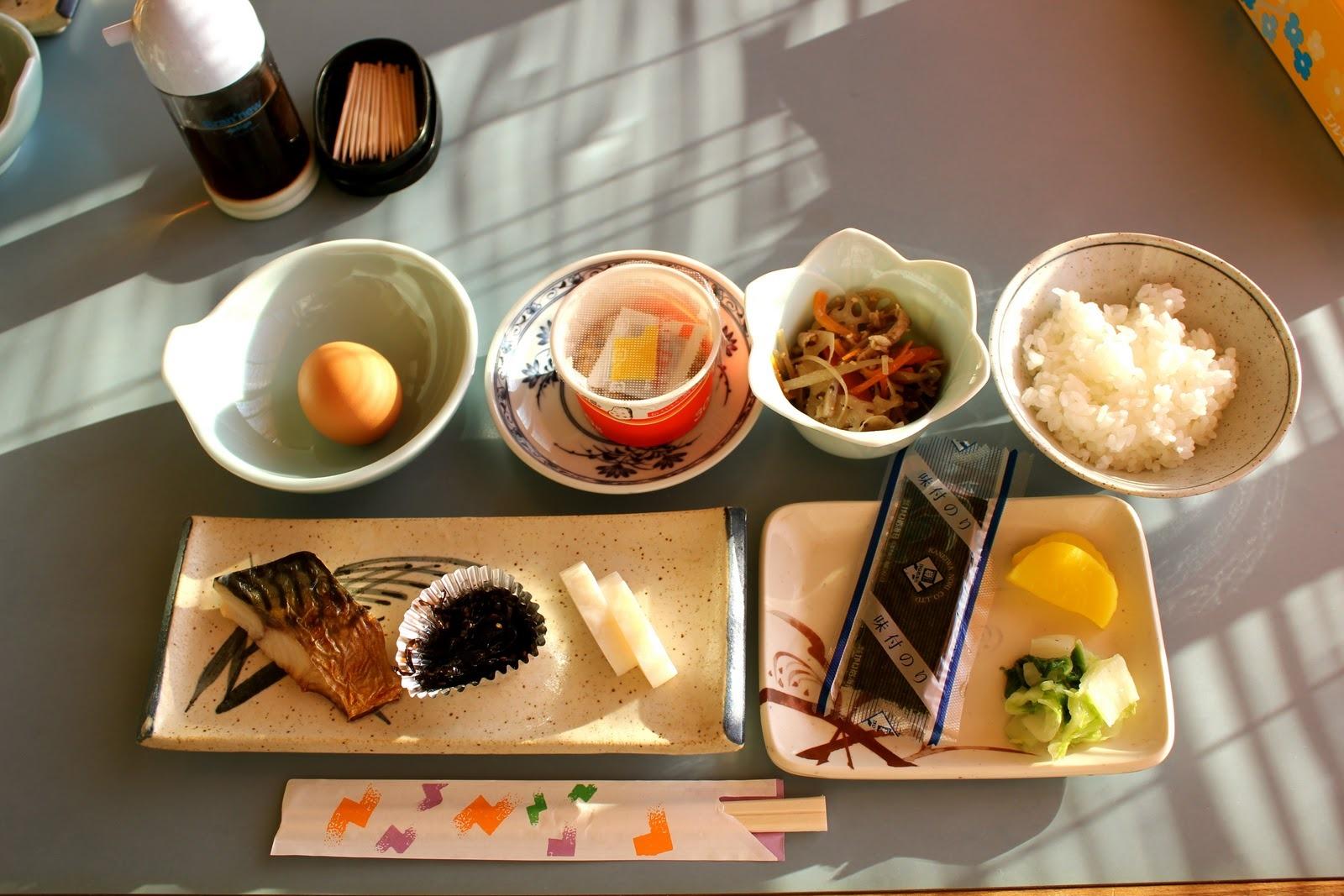 Японцы знают толк в правильном завтраке