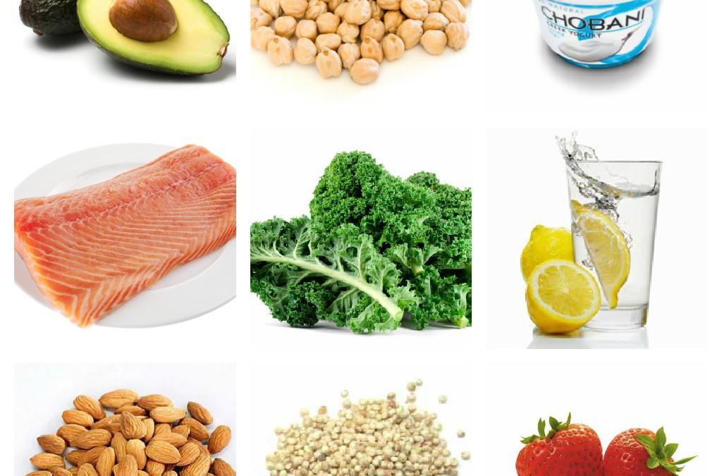 Каким составить рацион правильного питания?