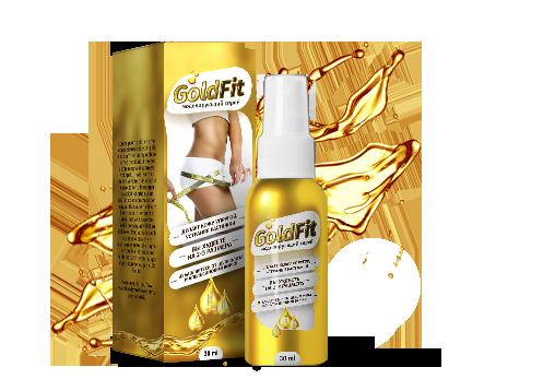 Моделирующий спрей GoldFit для похудения отзыв