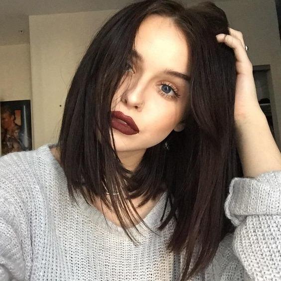 модный цвет волос лето 2019