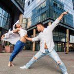 Парный танец хастл как альтернатива фитнесу