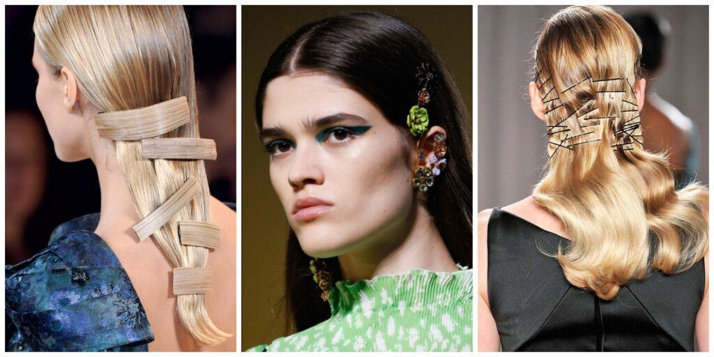 самые красивые и эксклюзивные украшения для волос 2019
