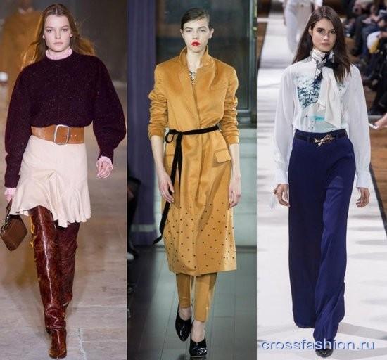 самые красивые и модные ремни и пояса 2019