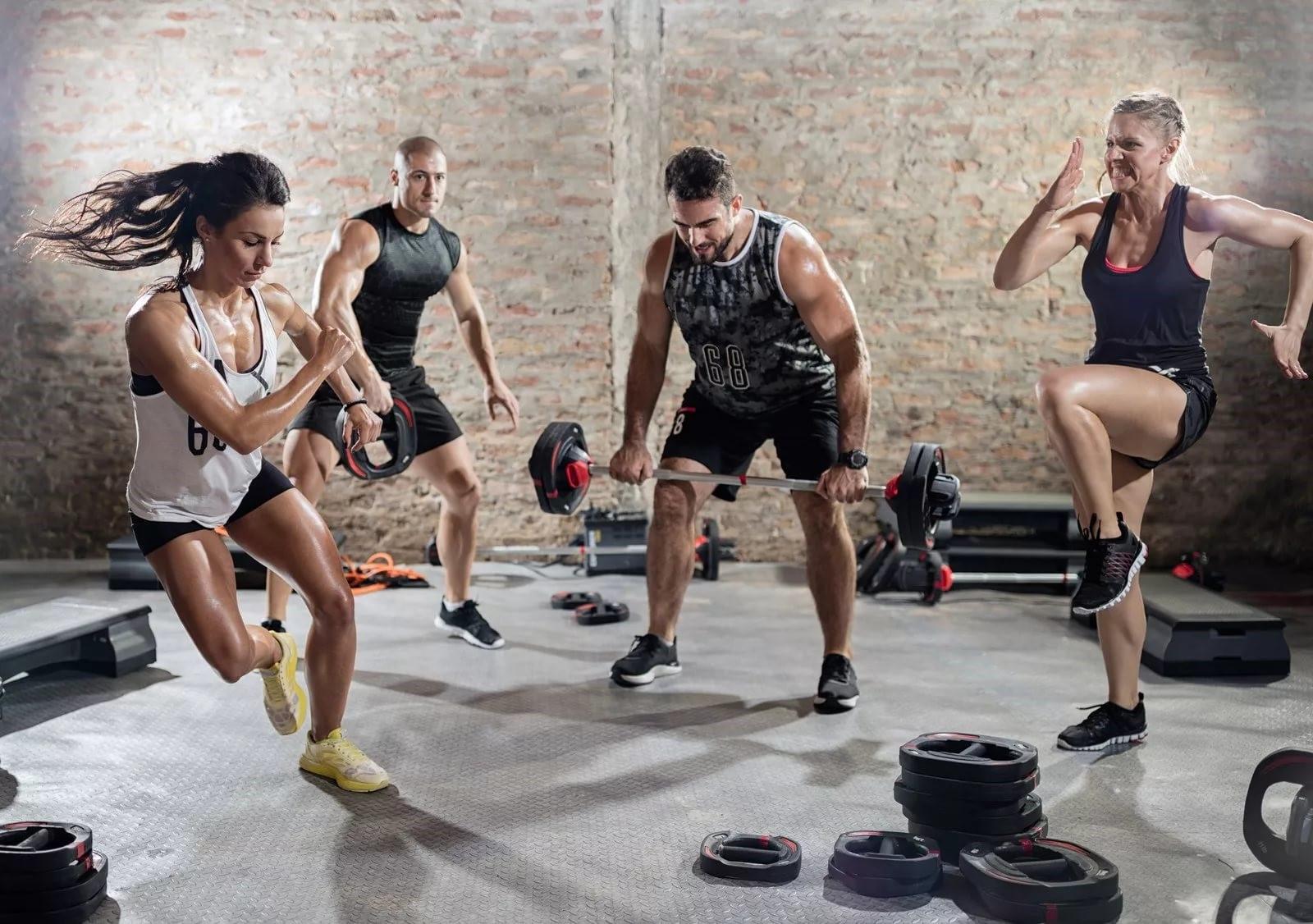 Тренировки для интенсивного похудения